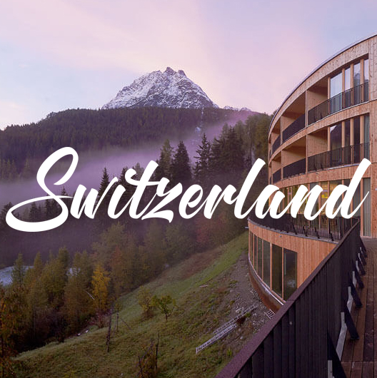 Switzerland - yoga retreat