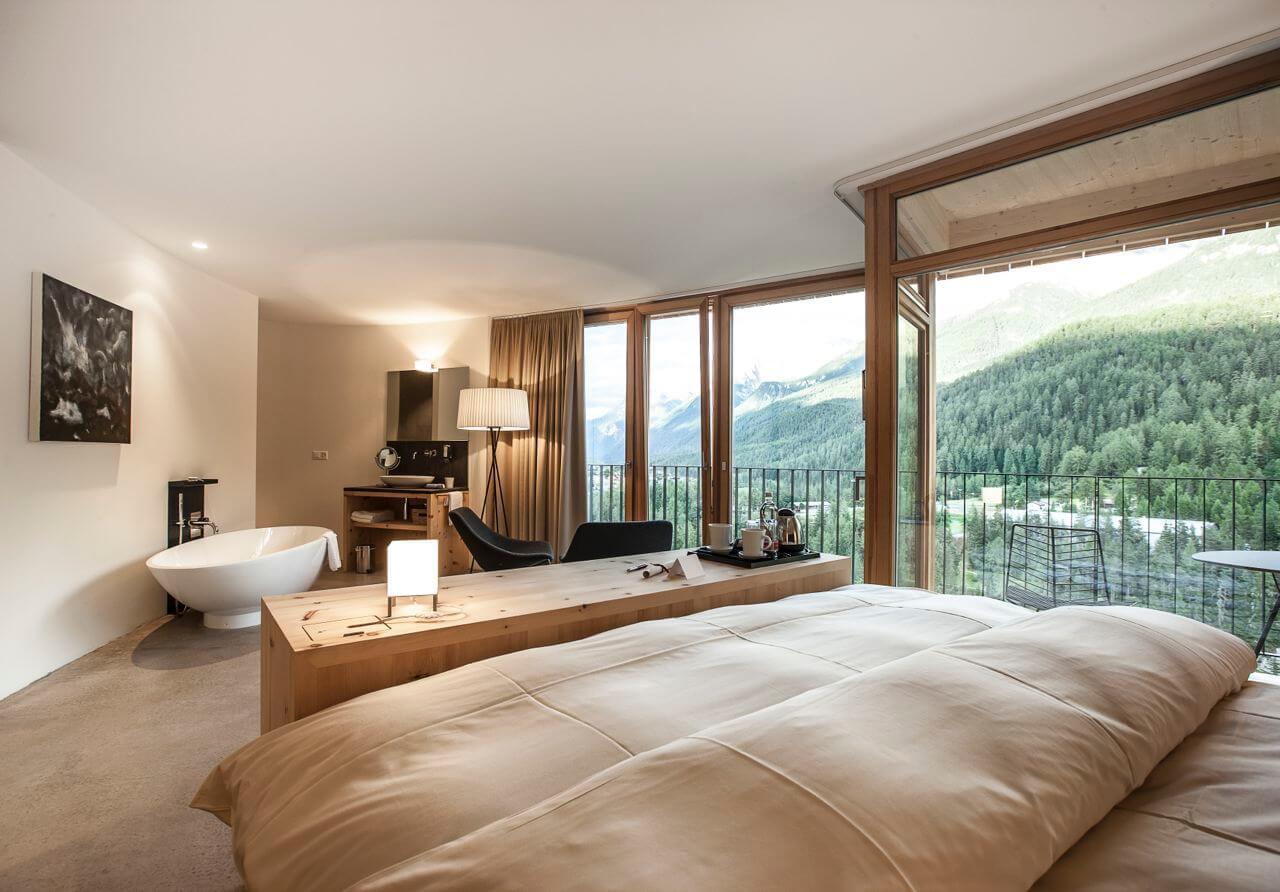 Yoga retreat location Switzerland