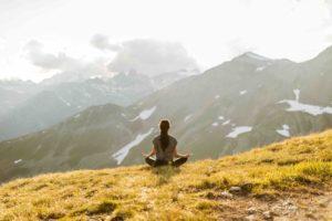 align with purpose in a yoga retreat
