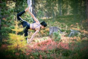 yoga retreat in norway