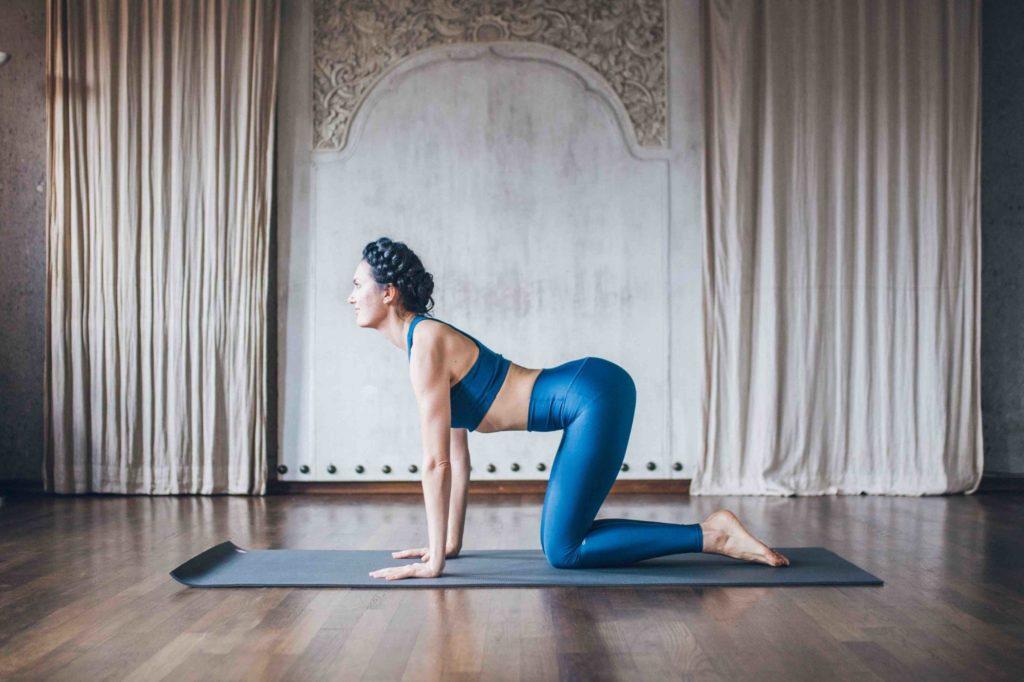 Yoga Poses for Stress Relief   Sparkling Yoga Retreats